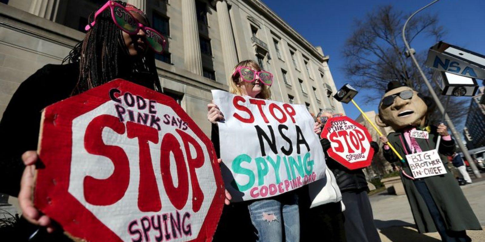 2. ¿Qué labores realiza la NSA? Foto:Getty Images