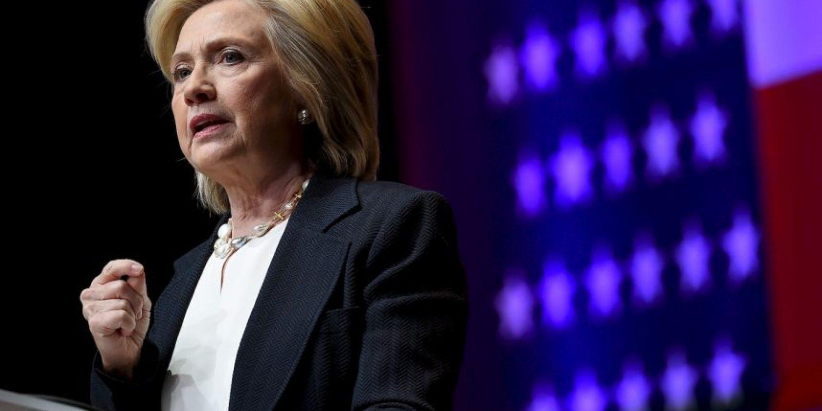 Hillary Clinton lanza nueva campaña. Foto:Getty Images