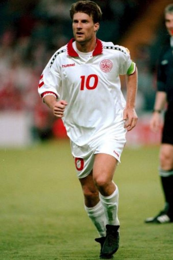 7. Michael Laudrup Foto:Getty Images