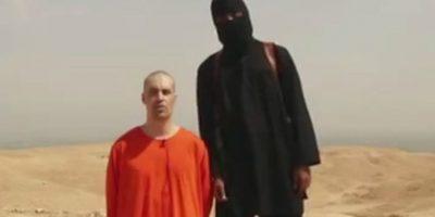 10. Decapitaciones en video: Como la del periodista James Foley y algunos otros ciudadanos estadounidenses, británicos y japoneses Foto:AP