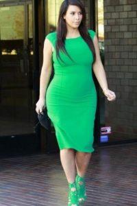 Y así esté embarazada, lo usará. Foto:vía Getty Images