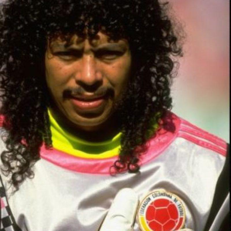 Jugó en equipos de España, México, Ecuador, Panamá y Venezuela Foto:Vía twitter.com/higuitarene
