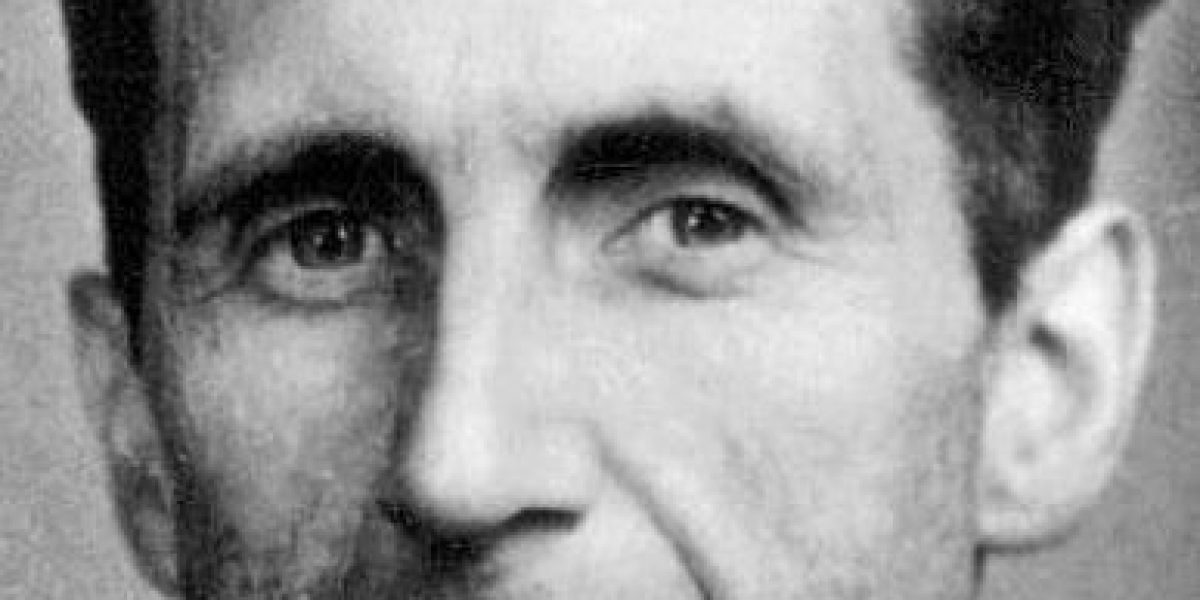 10 frases para recordar a George Orwell
