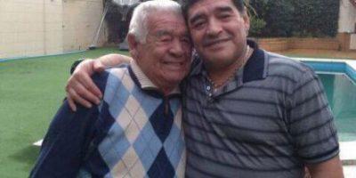 Don Diego tenía 87 años Foto:Vía twitter.com/FT_360