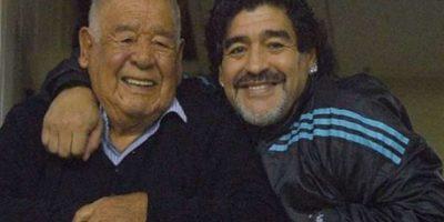 Fallece don Diego, el padre de Diego Armando Maradona