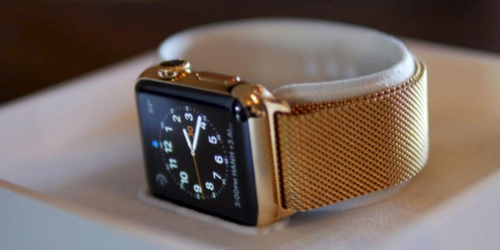 En un artículo de lujo Foto:WatchPlate