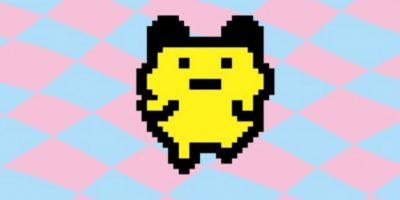 "En una mascota, con la aplicación de ""Tamagotchi"" la mascota virtual Foto:BANDAI NAMCO Entertainment Inc."