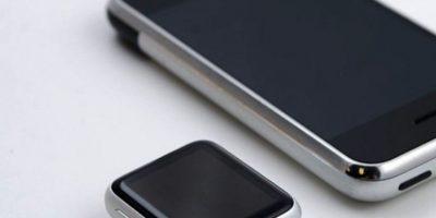 En un mini iPhone Foto:reddit.com/r/AppleWatch/
