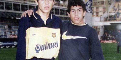 10. Juan Román Riquelme Foto:labombonera.com.ar