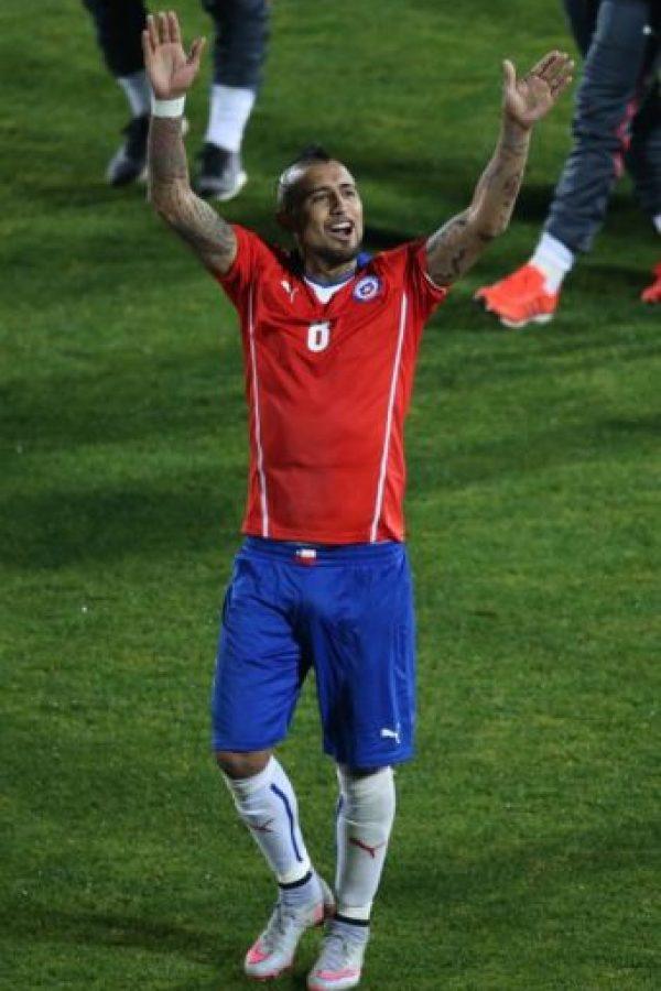 Chile llegará invicto al duelo Foto:AFP