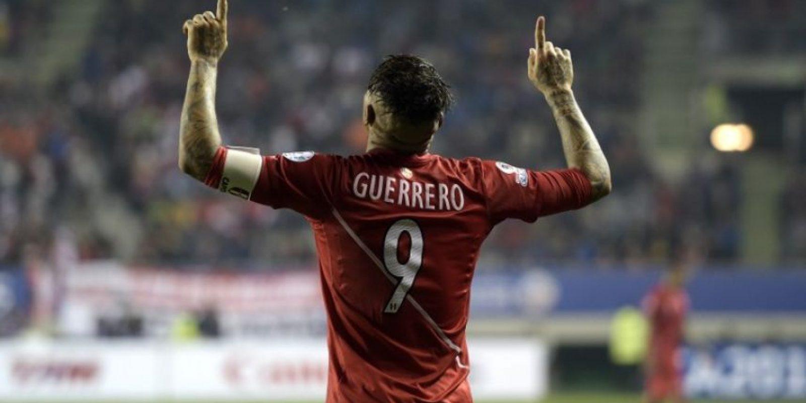 Le dio el pase a su combinado a las semifinales. Foto:AFP