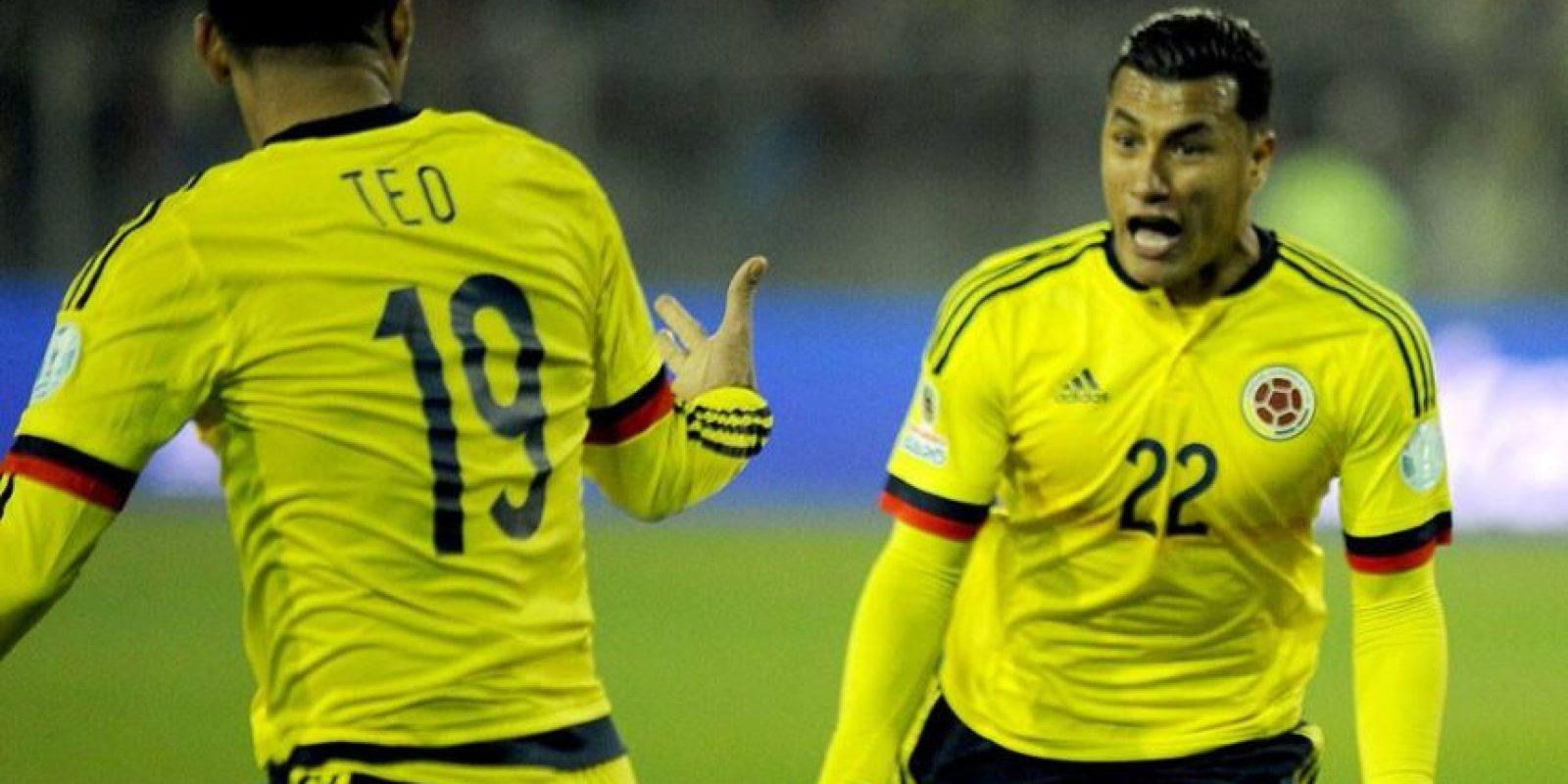 """Los """"Cafetaleros"""" consiguieron cuatro puntos en la fase de grupos. Foto:Vía facebook.com/FCFSeleccionColPage"""