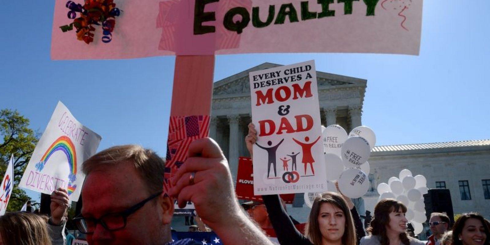 Había 14 estados en el país que no lo aprobaban Foto:Getty Images