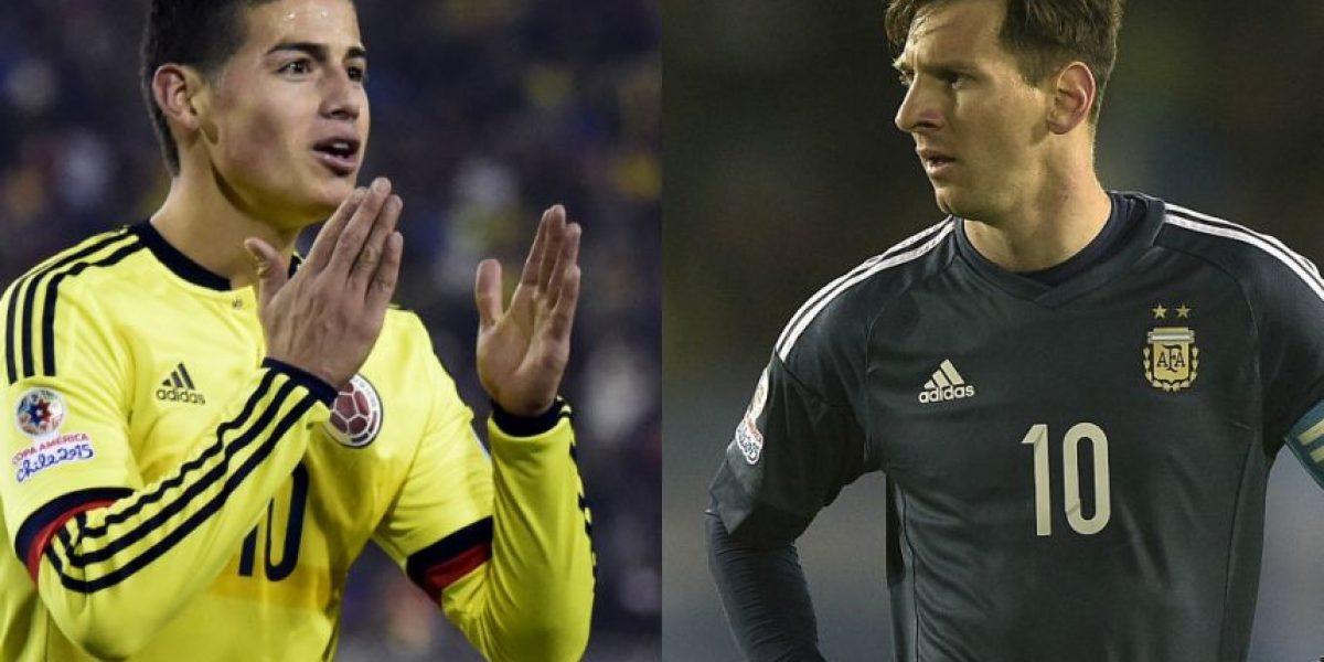 EN VIVO Copa América: Argentina vs. Colombia, por el pase a semifinales