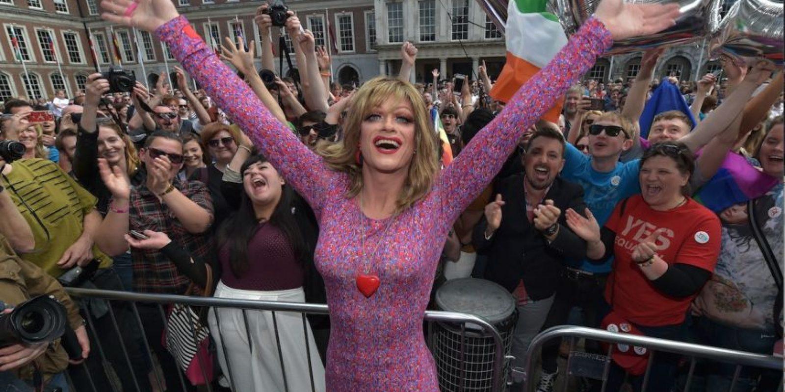 Desde el 18 de mayo de 2013, los matrimonios entre personas del mismo sexo son legales en este país. La iniciativa fue aprobada por la Asamblea Nacional y promulgada por el presidente Francois Hollande. Foto:Getty Images
