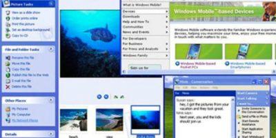Plataformas como Windows 2000, Windows Me y Windows Home vendrían al abordaje, pero sería hasta el año 2001 cuando uno de los mejores Windows que se recuerda apareció: el Windows XP. Foto:windows.microsoft.com
