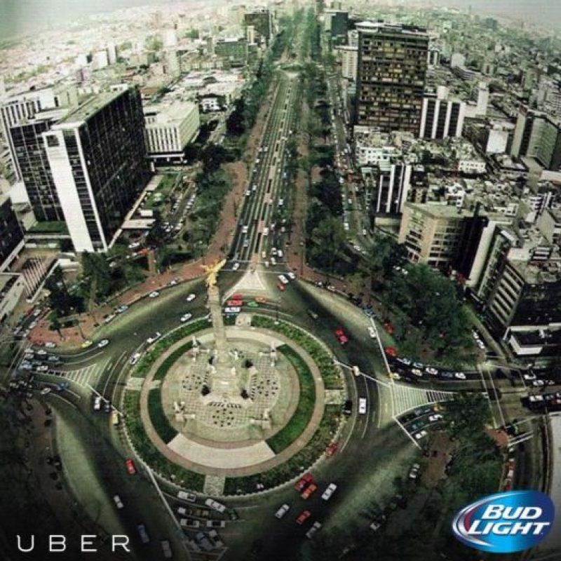 Pases gratis para la UFC y viaje por la Ciudad de México Foto:Uber