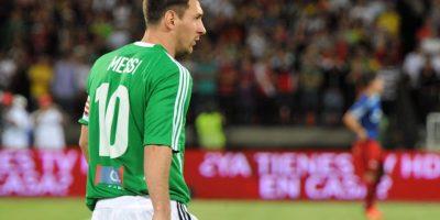 Los partidos eran organizados por la Fundación Leo Messi. Foto:Getty Images
