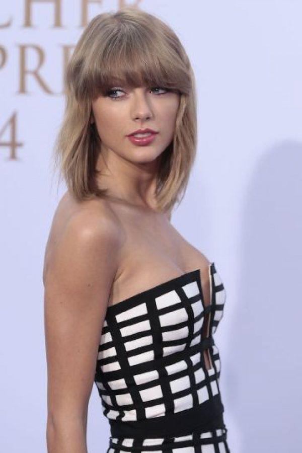 La abuela materna de Swift fue cantante de opera en Tailandia y Singapur. Foto:Getty Images