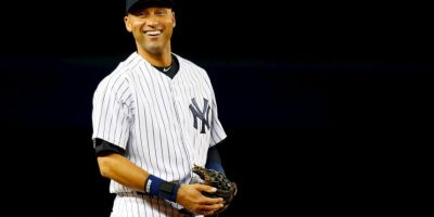 10. Derek Jeter Foto: Getty Images