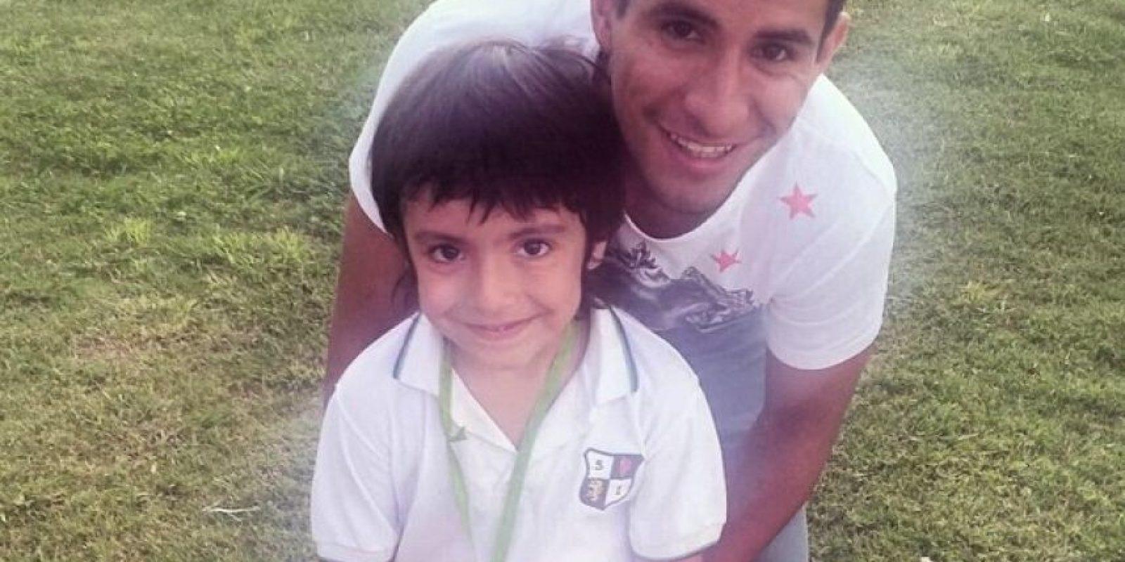 Foto:Vía instagram.com/gianmaradona