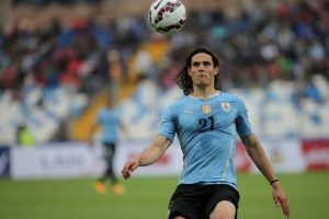 Edinson Cavani vivió un drama en plena Copa América. Foto:Getty Images