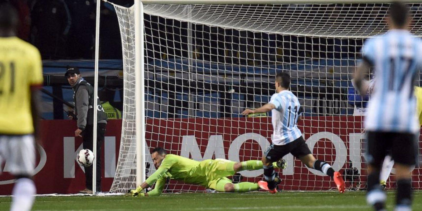 En la galería: Algunos momentos de David Ospina en la Copa América. Foto:AFP