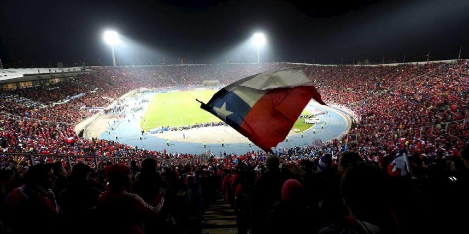 La Copa América 2015 es una oportunidad inmejorable para Chile. Foto:Vía facebook.com/SeleccionChilena