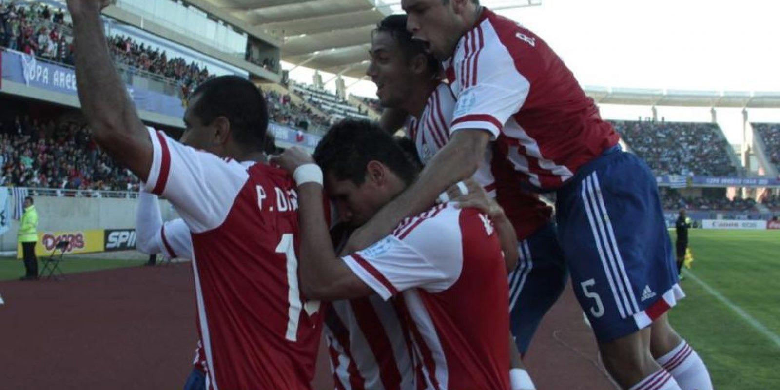 Terminaron invictos la fase de grupos con cuatro goles a favor y tres en contra. Foto:Vía facebook.com/AlbirrojaPrensa