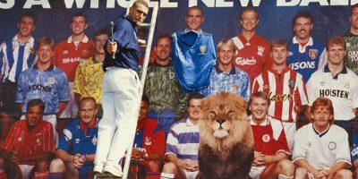 2. Nació la Premier League Foto:Getty Images