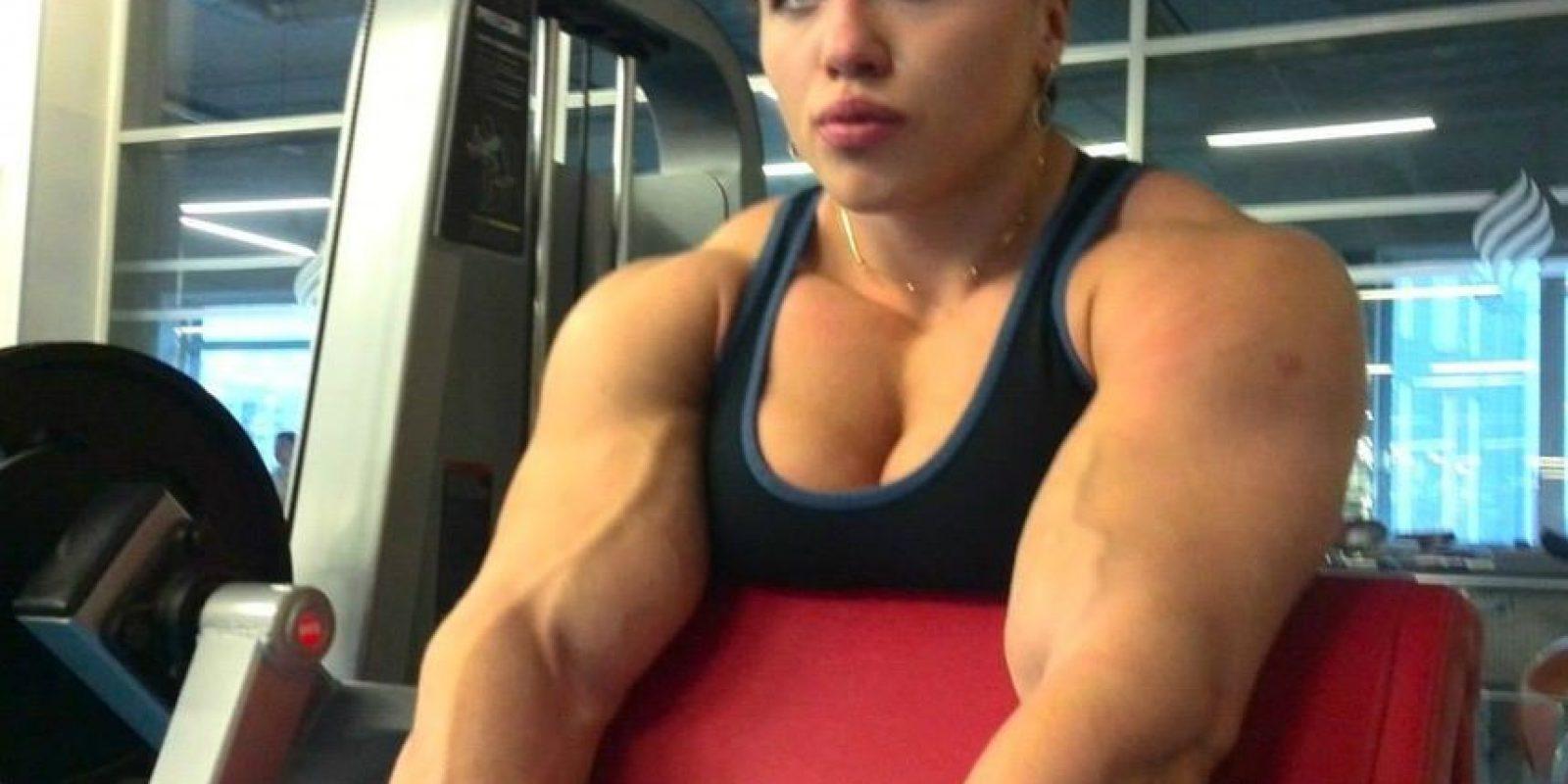 Ella es Natalya Trukhina. Foto:Vía facebook.com/robert.smyth.94