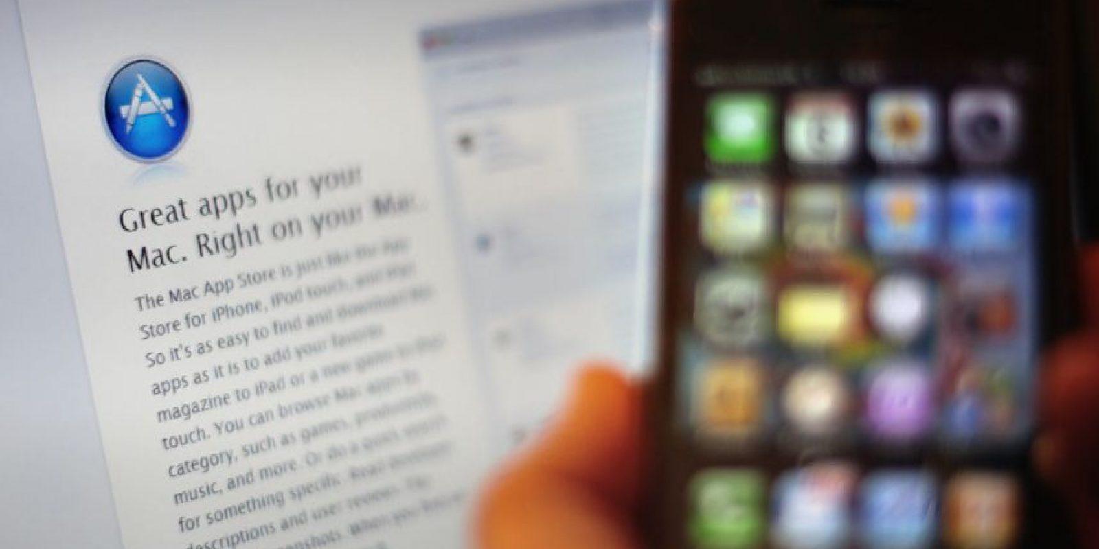La tienda de aplicaciones de Apple ha protagonizado varias polémicas a lo largo de su historia. Foto:Getty Images