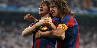 El central fue uno de los testigos de la evolución de Lionel Messi durante todos estos años. Foto:Getty Images