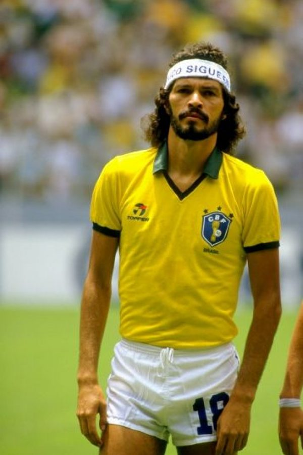 2. Sócrates Foto: Getty Images