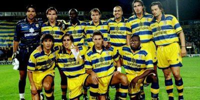 4. El Parma era un gran equipo Foto:Getty Images