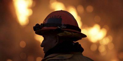Se registra incendio en edificio en Nueva York