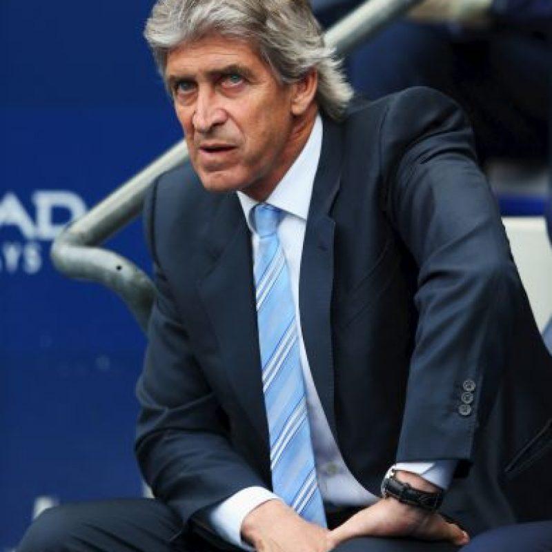 11. Manuel Pellegrini Foto:Getty Images
