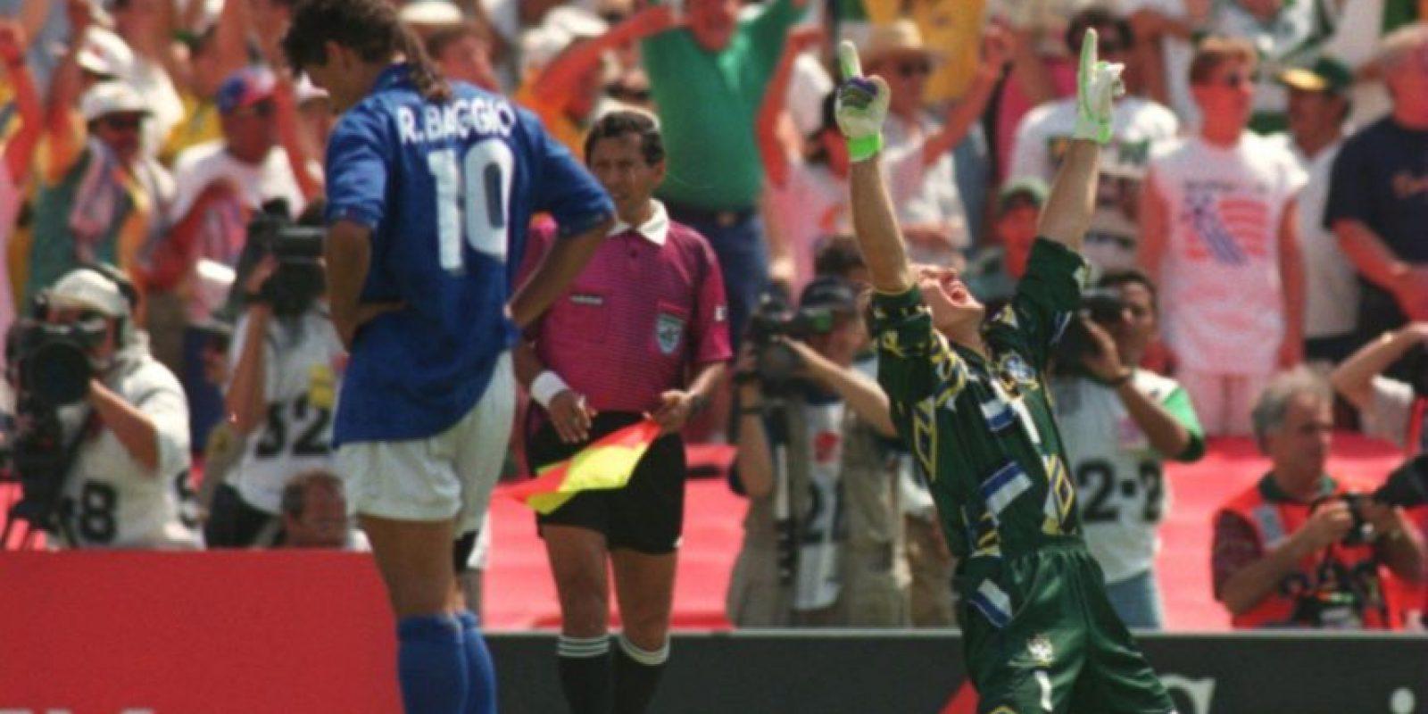 2. Final de Estados Unidos 1994 Foto:Getty Images