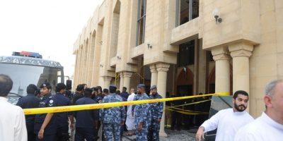 VIDEO: Así fue la explosión de la mezquita en Kuwait