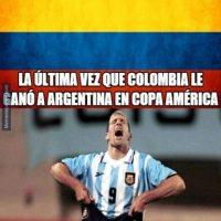 Primero, los antecedentes de los duelos entre Argentina y Colombia. Foto:memedeportes.com