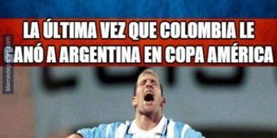 Estas fueron las mejores burlas del Argentina vs. Colombia