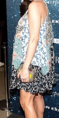 Mejor un vestido como el de Liv Tyler. Foto:vía Getty Images