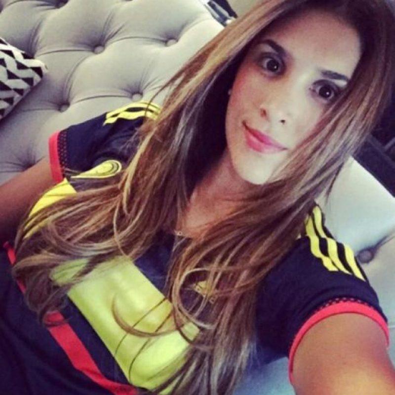 En estos momentos, Daniela Ospina es TT en Twitter. Foto:vía Twitter