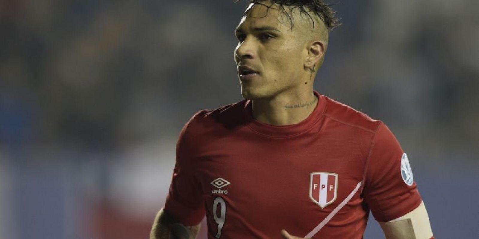 Perú. El cuadro adiestrado por el argentino Ricardo Gareca finalizó en segundo lugar en el grupo C Foto:AFP