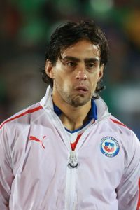 Jorge Valdivia (Chile) Foto: Getty Images