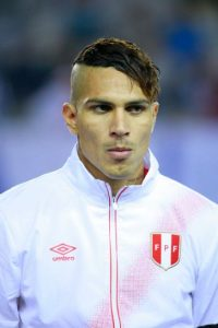 Paolo Guerrero (Perú) Foto: Getty Images