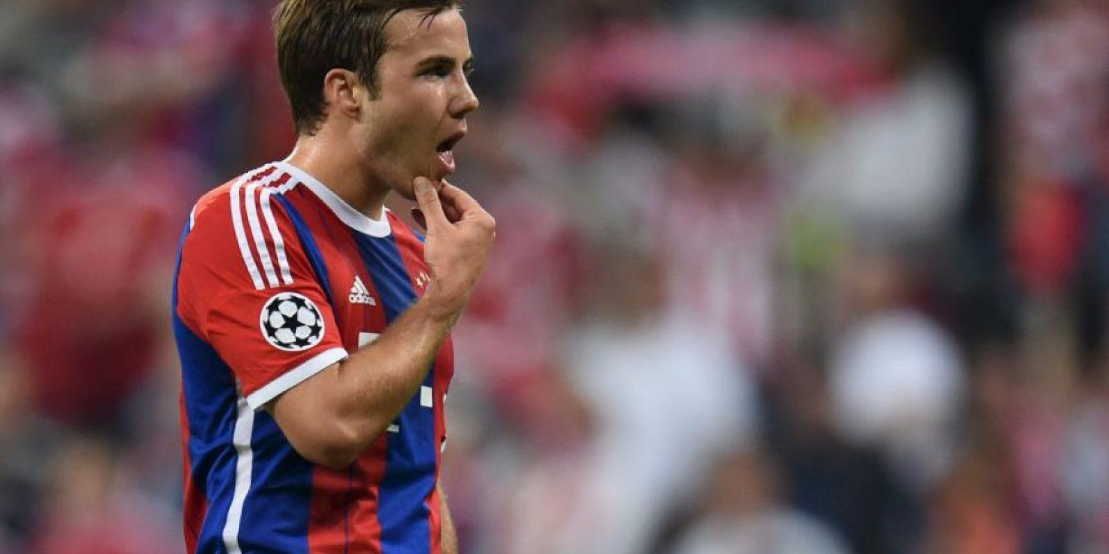 Actualmente, milita en el Bayern Munich de Alemania. Foto:Getty Images