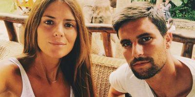 FOTOS: Así disfrutan los cracks recién casados su luna de miel
