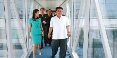 Según The Mirror, al parecer el diseño no fue del gusto de Kim Jong-un y por esa razón ejecutó al arquitecto principal, quien lleva desde el año pasado desaparecido. Foto:AFP