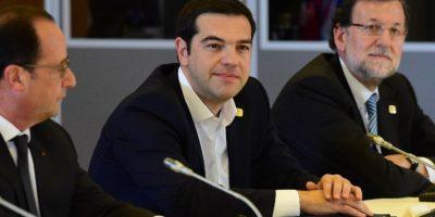 """""""En algún momento dijo """"Así no podemos seguir"""". Tsipras es la expresión de ese sentimiento de desesperanza, al cual no se veía una solución"""", dice Sohr. Foto:AFP"""